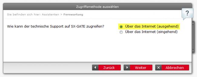 SX Gate Firewall